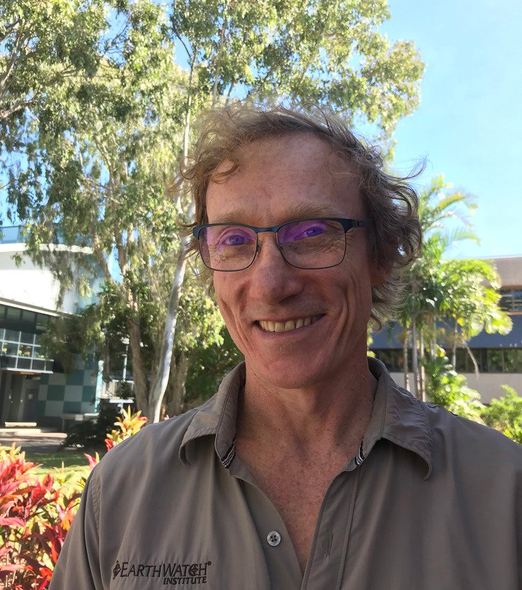 Dr David Bourne Recovery of the Great Barrier Reef Principal Investigator